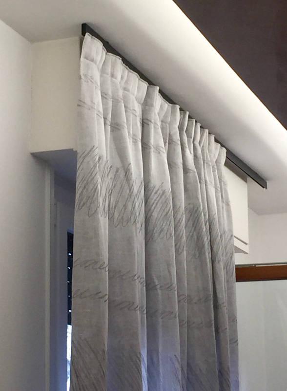 Tende per interni corsini tendaggi parma for Ambienti interni moderni