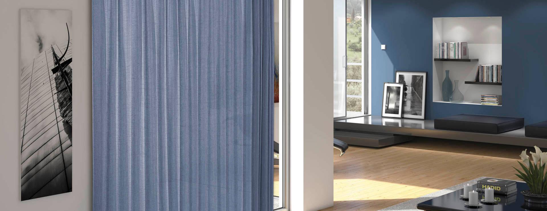Per la vostra casa corsini tendaggi - Tende particolari per interni ...